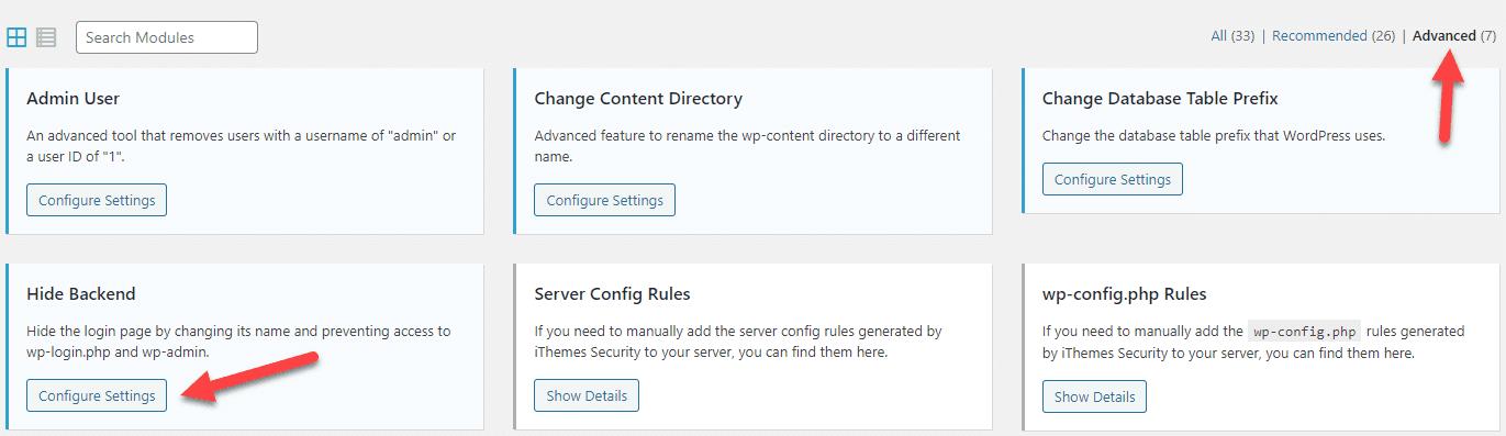 changing login url of your wordpress