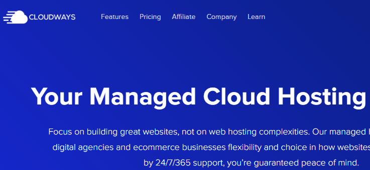 cloudways - managed DO alternative