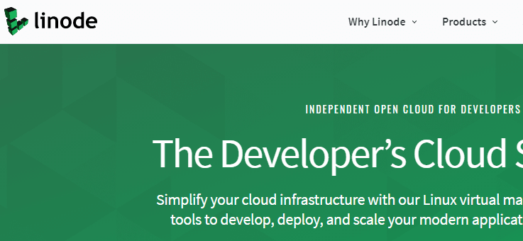 linode cloud similar to DigitalOcean