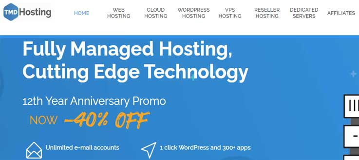 tmdhosting economical replacement for Hostinger